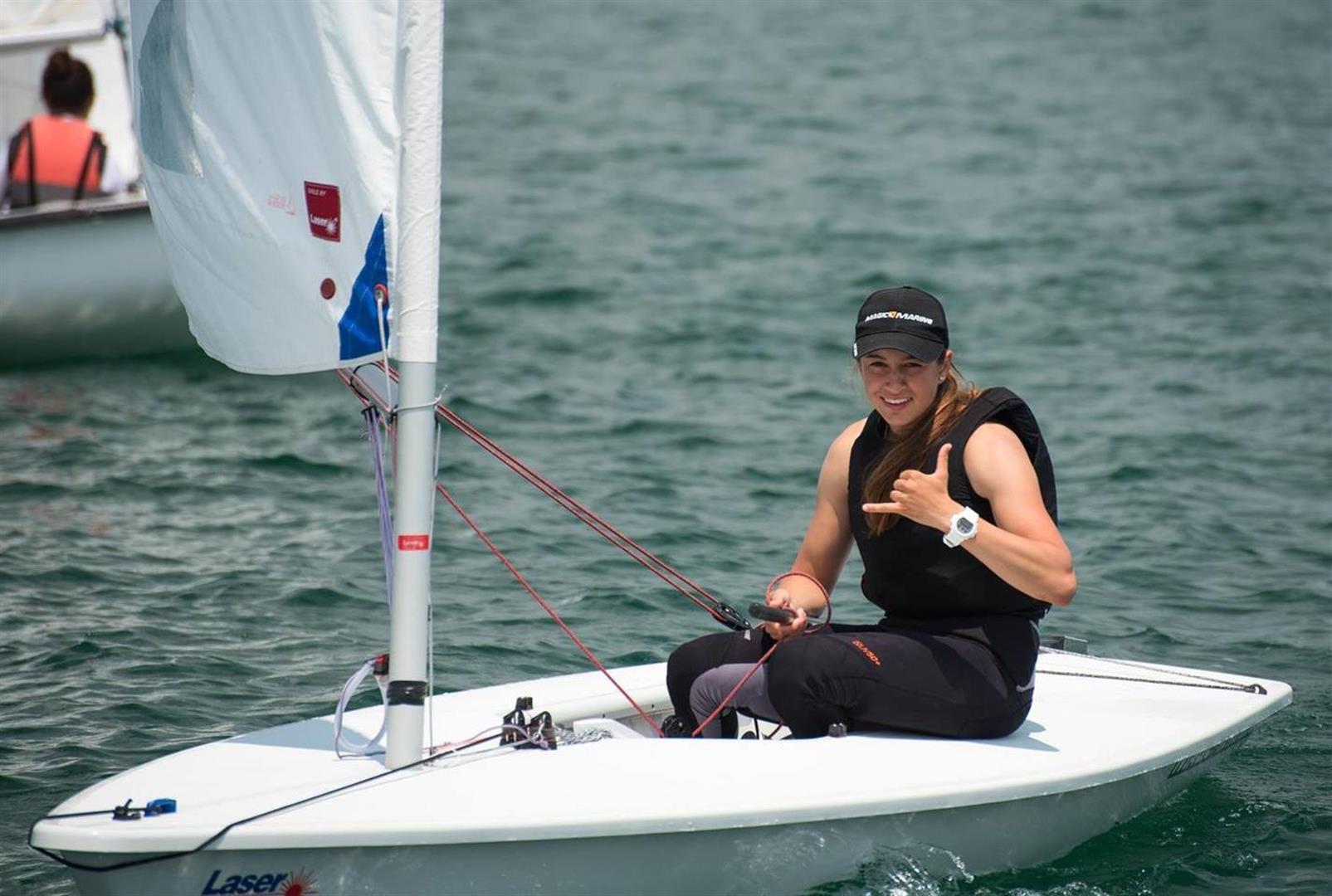 Стефани Музакова: Голямата ми цел е квота за олимпиадата в Токио