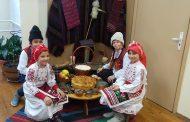 Коледа в Общински детски комплекс в Несебър