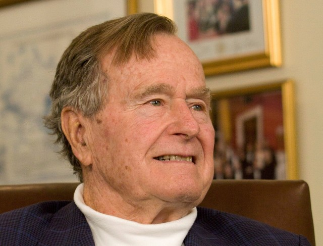 На 94 години почина Джордж Буш-старши