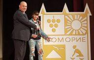 Поморие се обедини в кауза за олимпийската надежда Стефани Музакова / видео/