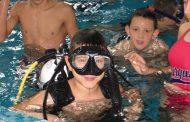 Деца от Клуб по водниспортове