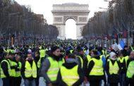 """Поредна събота """"жълтите жилетки"""" ще протестират в Париж"""