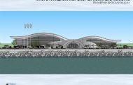 Уникален спортен комплекс с форма на чайка ще приюти под крилото си поморийските спортисти