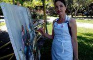 """Над 150 уникални платна на Ангелина Недин в """"20 години по-късно"""""""