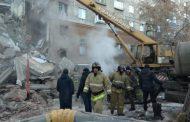 Трима души загинаха при срутване на блок в Русия