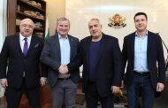 Борисов се срещна с турнирния директор на Sofia Open Горан Джокович