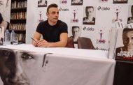 Днес Бербатов представя книгата си в Бургас