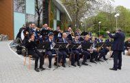 Духовият оркестър изнася коледен концерт в НХК
