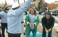 Николаевци ловиха шаран с голи ръце /видео/