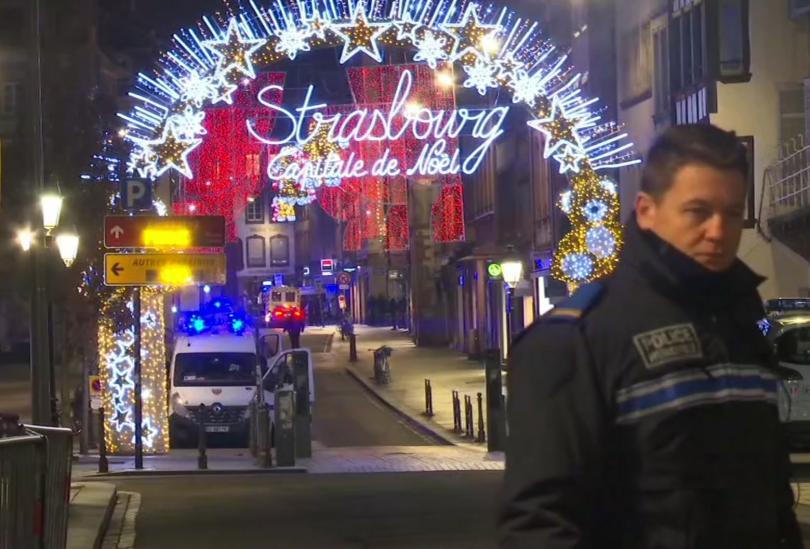 Отварят коледния базар в Страсбург след ликвидирането на нападателя
