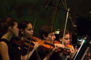 """Концерт """"Вълшебни струни"""" на музикалното в сряда"""