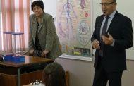 Shell подкрепя средното образование в гр. Приморско