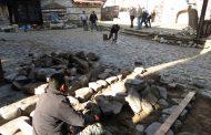 Кметът инспектира ремонтите в Несебър