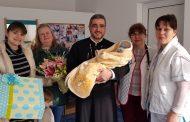 Първото бебе на Поморие за 2019 г. получи подаръци от Община Поморие