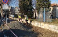 """Поморие: Започна работа по обновяването на ул. """"Мусала"""""""