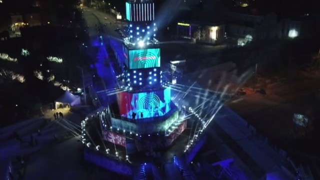 Пловдив 2019: Откриващият спектакъл ще е на 30-метрова кула