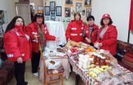 Доброволци от БЧК-Несебър с поредна акция преди Нова година