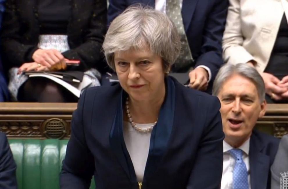 Вот на недоверие срещу Тереза Мей след провала на сделката за Брекзит