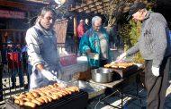 В Кошарица се проведе Празникът на домашната наденица