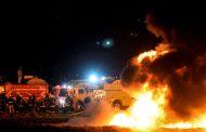 66 са вече загиналите след взрива на тръбопровод в Мексико