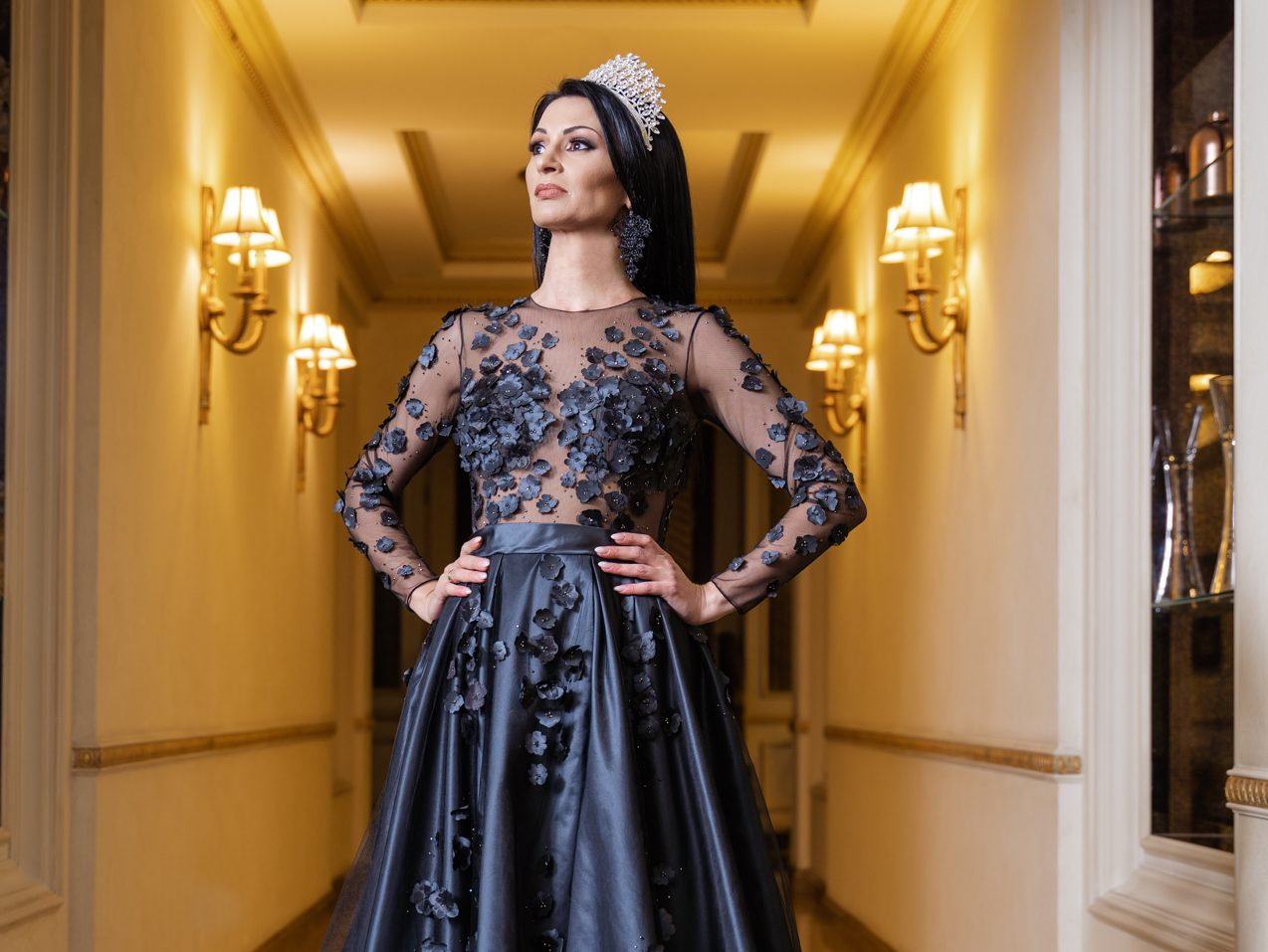 Мисис Бургас Вержиния Иванова стана лице на новата кампания на конкурса
