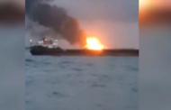 14 загинали след пожар на два кораба в Черно море