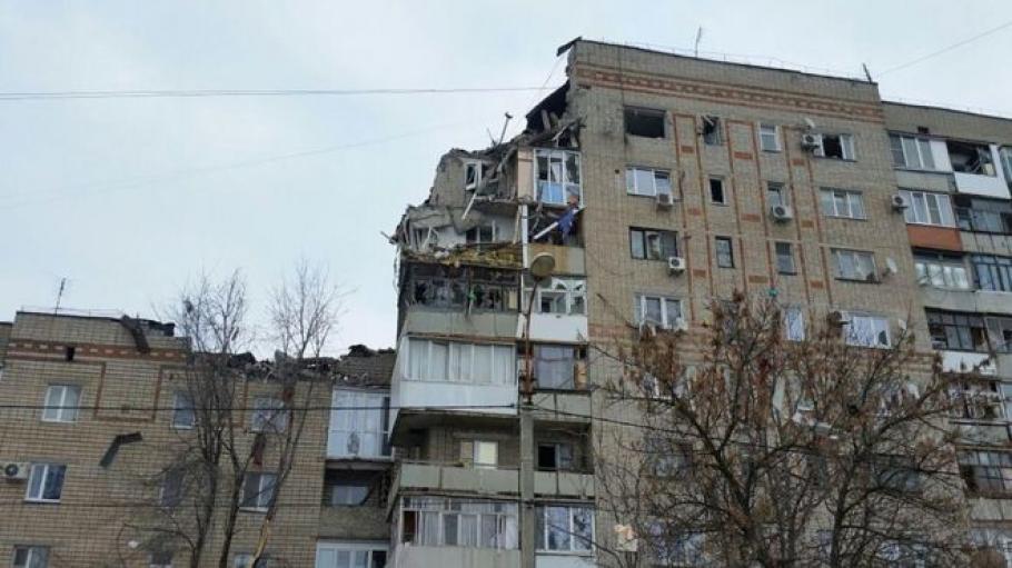 Взрив на газ в жилищен блок в Русия отново уби хора