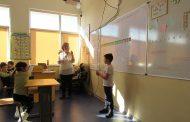 Открити уроци по математика в иновативното училище в Свети Влас