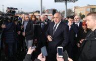 Борисов: Моят призив към политиците е, ако може всички да си мерят повече думите