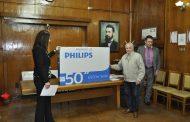 Йовко получи телевизор от общината