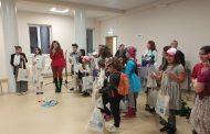 Децата от Центъра за личностно развитие представиха еко пиеса