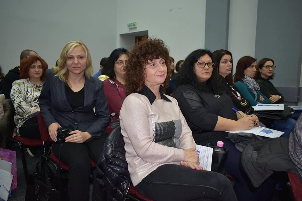 Специалисти от РЦБ участваха в обучение към Националната асоциация на ресурсните учители