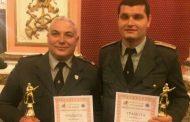 Два бургаски огнеборци отличени на церемонията за