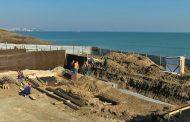 Бетонът до плажа в Крайморие- законен, изниква нов квартал /снимки/