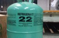 Близо 1000 бутилки със забранен фреон иззеха митническите служители на МП Лесово