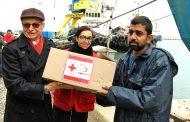 Бедстващият екипаж на Лейди Бо получи помощ от БЧК и Червения полумесец (видео)