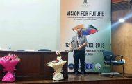 Антон Коджабашев беше награден с почетен медал на международния форум на БРИКС в Делхи