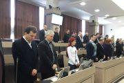 Съветът заседава: Започна с едноминутно мълчание