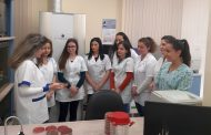 За трета поредна година най-модерната  лаборатория в Бургас и областта се превърна в база за обучение на бъдещи медицински сестри/галерия/