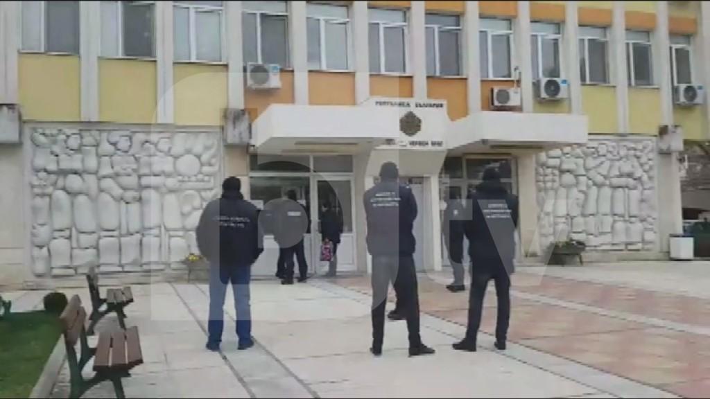 Специализираната прокуратура влeзе в община Червен бряг