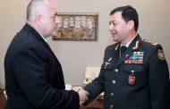 Бойко Борисов се срещна с началника на Генералния щаб на Въоръжените сили на Азербайджан