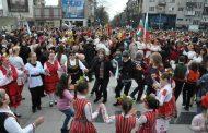 Вижте най-дългото хоро в Бургас за 3-ти март /видео/