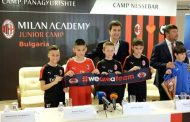 С два лагара на малките звезди Milan Academy идва в Несебър