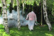 От следващата седмица започва обработка на зелените площи против кърлежи (ГРАФИК)