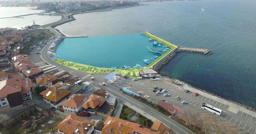 Несебър ще има ново пристанище /снимки/
