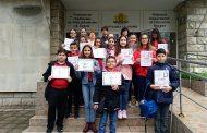 Несебърските ученици обраха музикалните награди в Пловдив