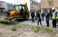 Кметът на Несебър даде старт на два нови обекта