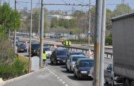 Регулират светофара след огромното задръстване при изхода на