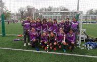 Бургаският женски футболен отбор с невероятно представяне на турнир в Пловдив