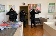 Училищно антитерористично учение в Свети влас (СНИМКИ)